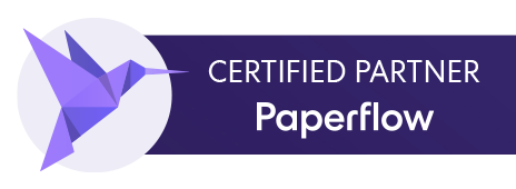 Paperflow Certified Partner